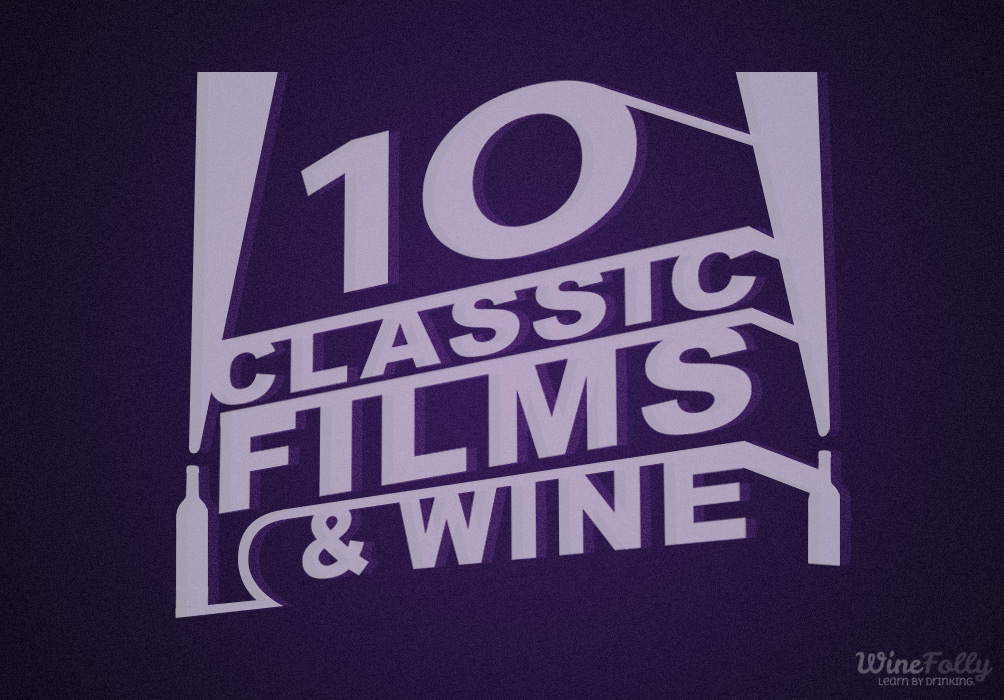 Learn the synopsis of the top 10 classic films through the lens of wine