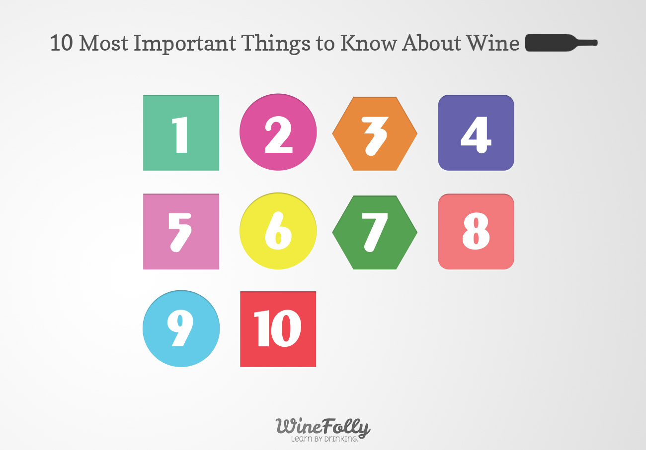 10-most-important-things-about-wine
