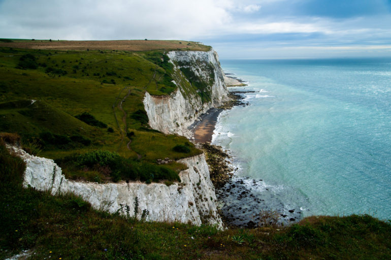 From moated castles and the White Cliffs of Dover, Kent offers one of the most picturesque wine regions of England. by loki1973