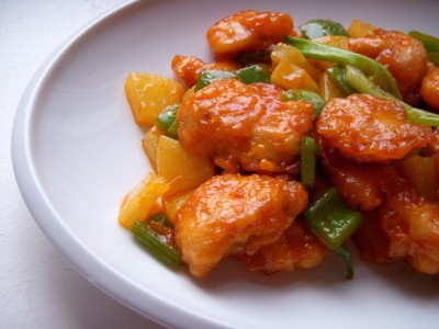 Pairing Wine with Sweet and Sour