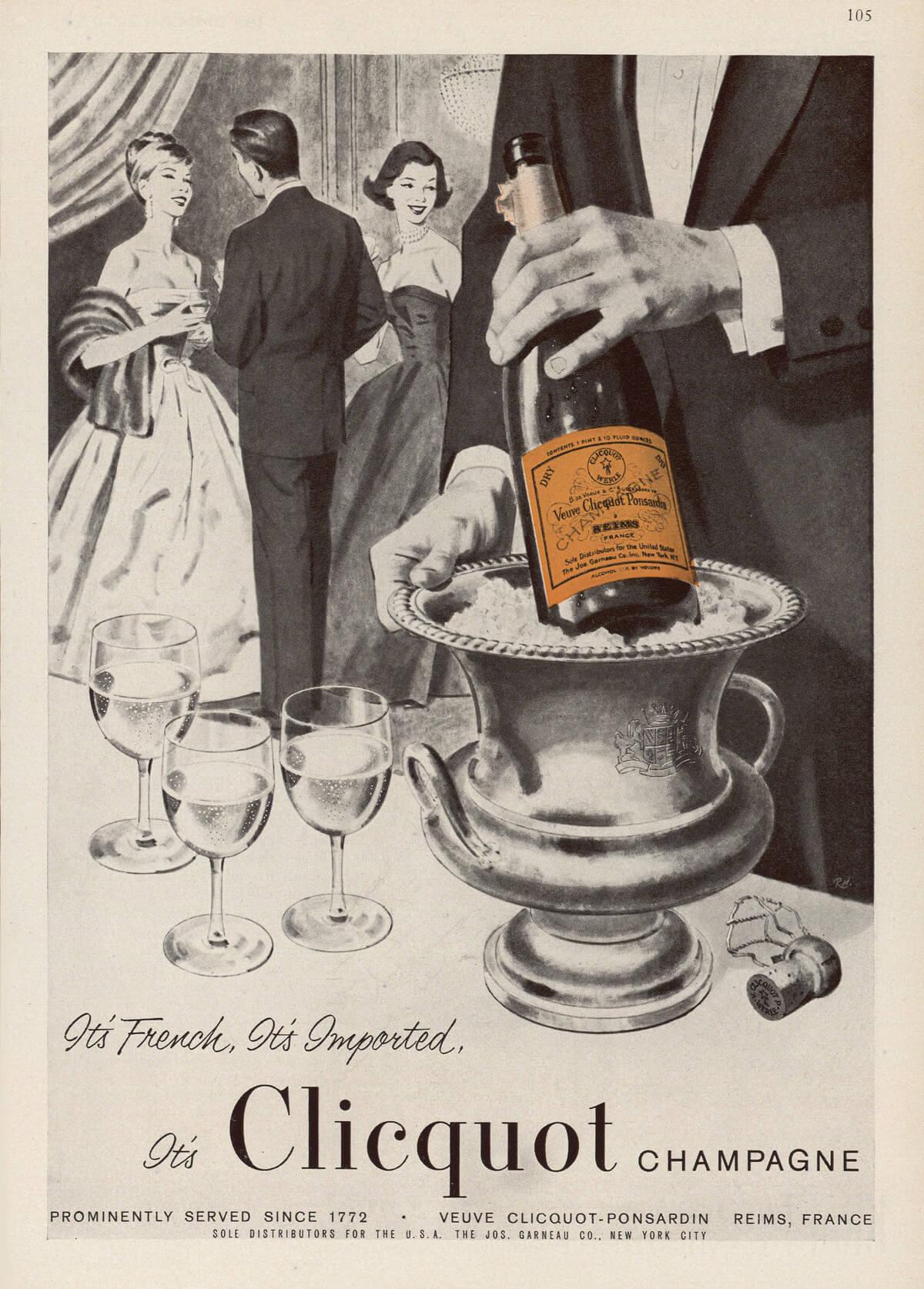 1950s-champagne-wine-ad-veuve-clicquot