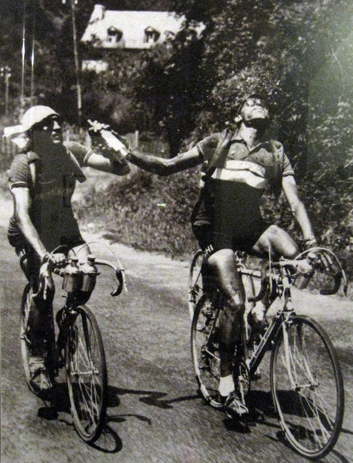 1950s-tour-de-france-coppi-bartali-share-wine