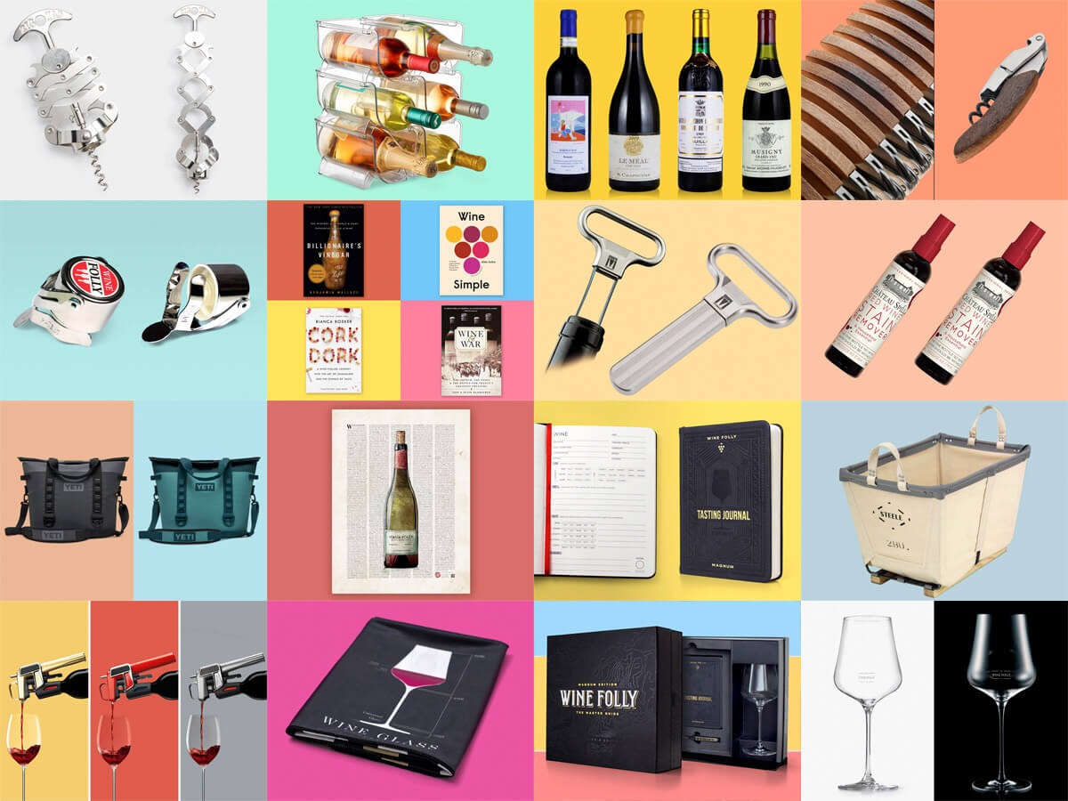 The 31 Best Gifts for Wine Lovers (2019)   Wine Folly