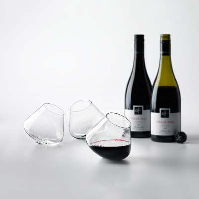 Rollable Wine Glasses