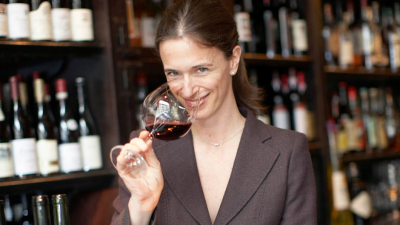 Juliette Pope is the Wine Director at Gramercy Tavern in NYC