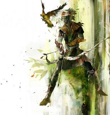Ranger Concept Art