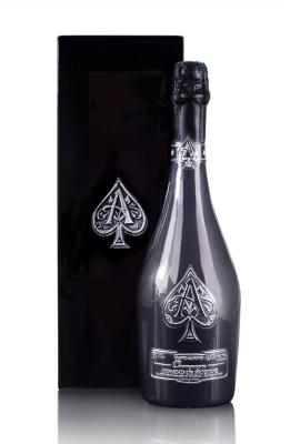 Armand de Brignac Ace of Spades by Jay-Z is 100% Pinot Noir
