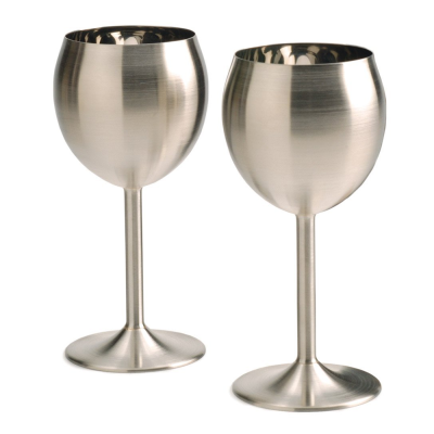 Ultimate Glamper Wine Glasses