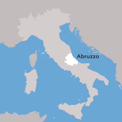 Abruzzo Wine Region Italy by Wine Folly