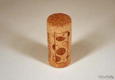 Agglomerated cork from Brian Carter Washington Wine