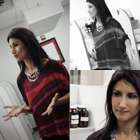 sensory analyst Antoinette Morano at nomacorc