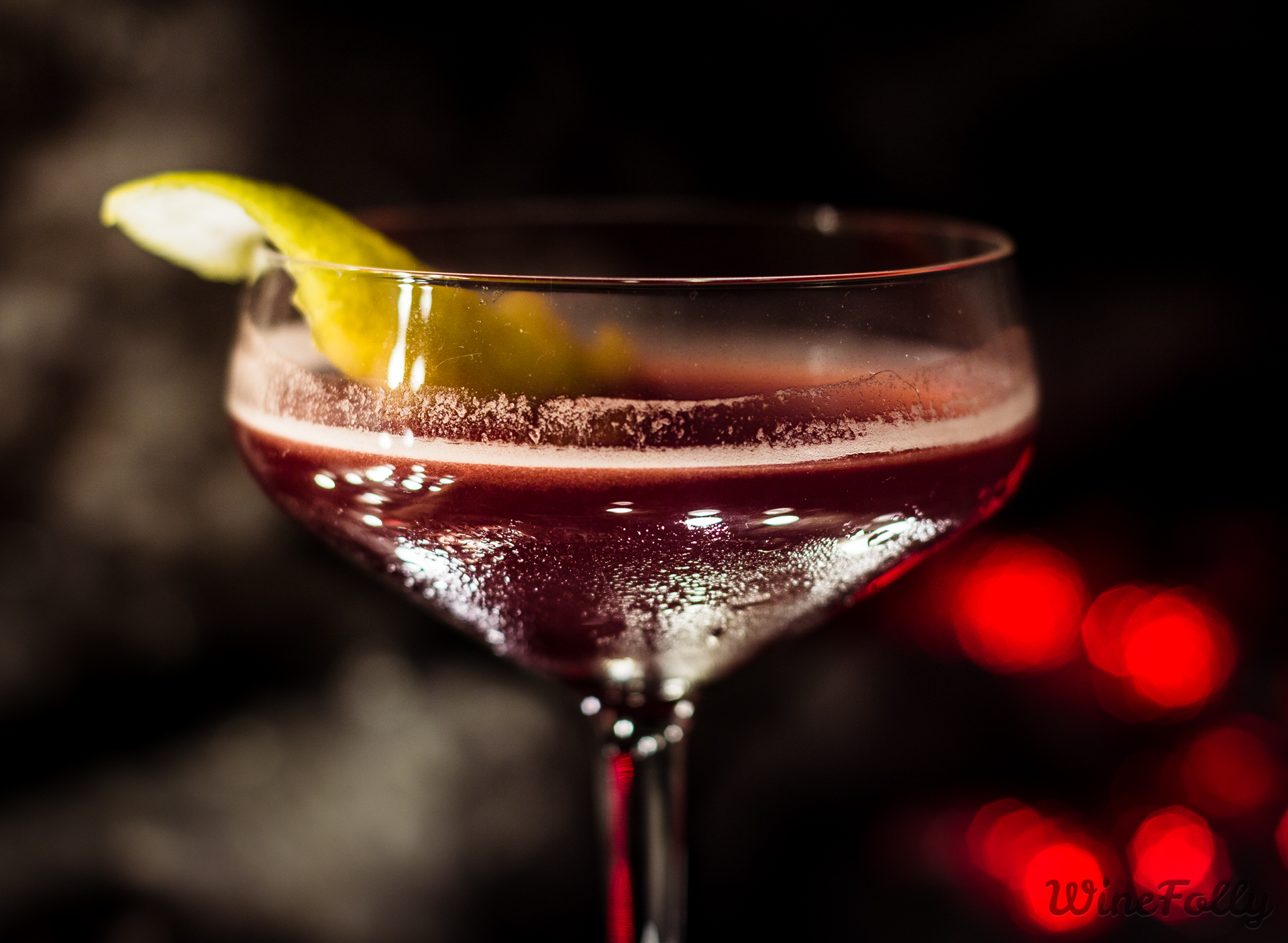 Blood Letter Trinidad Sour by Wine Folly