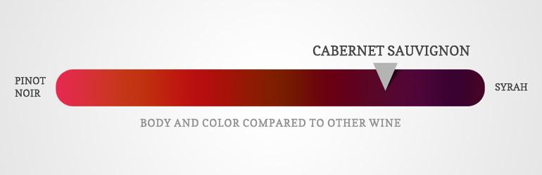 cabernet sauvignon taste body characteristics