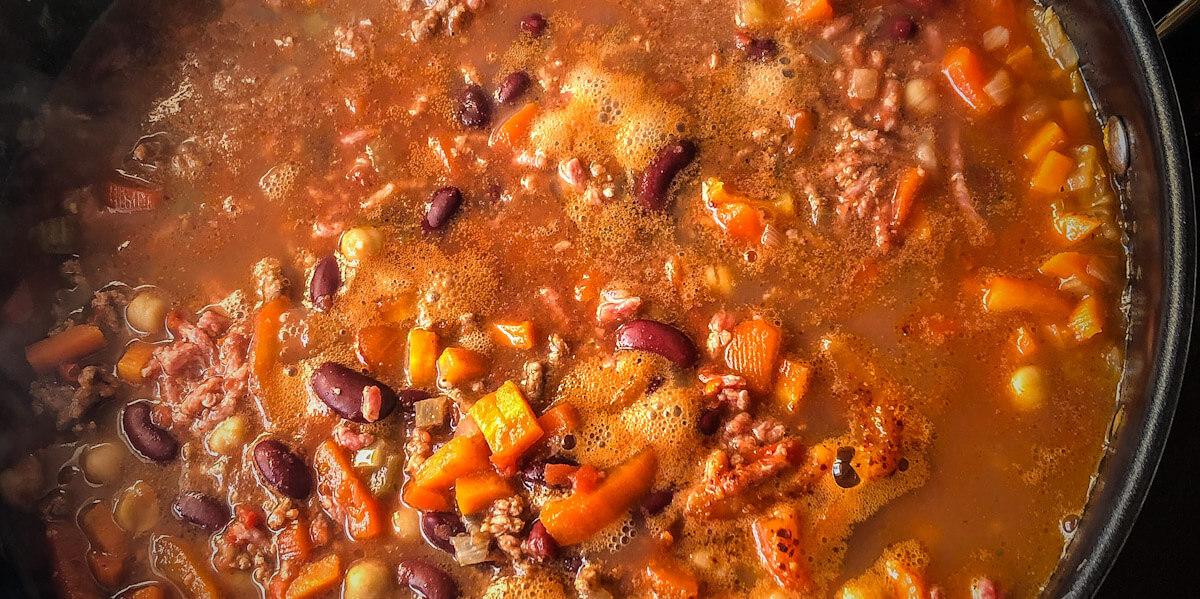 Chili con carne (v2) by Mon Œil