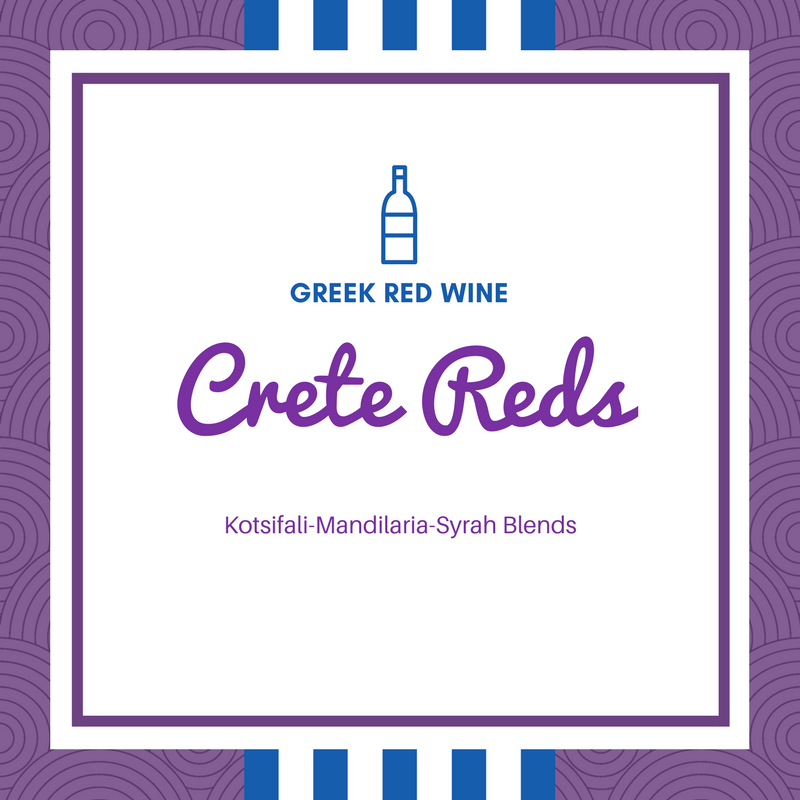 Crete blends