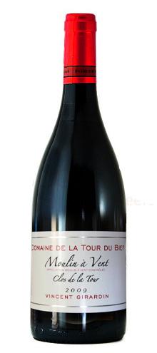 Domaine-Vincent-Girardin-Moulin-a-Vent-Domaine-de-la-Tour-du-Bief-2009