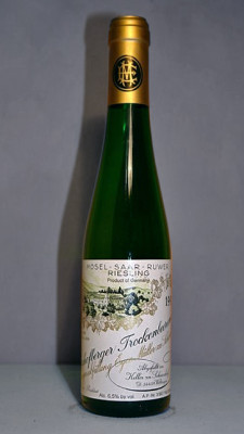 Egon Muller-Scharzhof Scharzhofberger Riesling Trockenbeerenauslese, Mosel, Germany