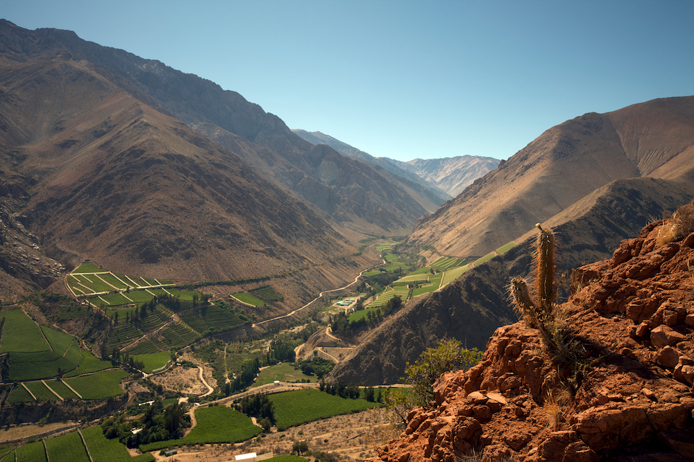 Elqui Valley Chile by Matt Wilson mattwilson.cl