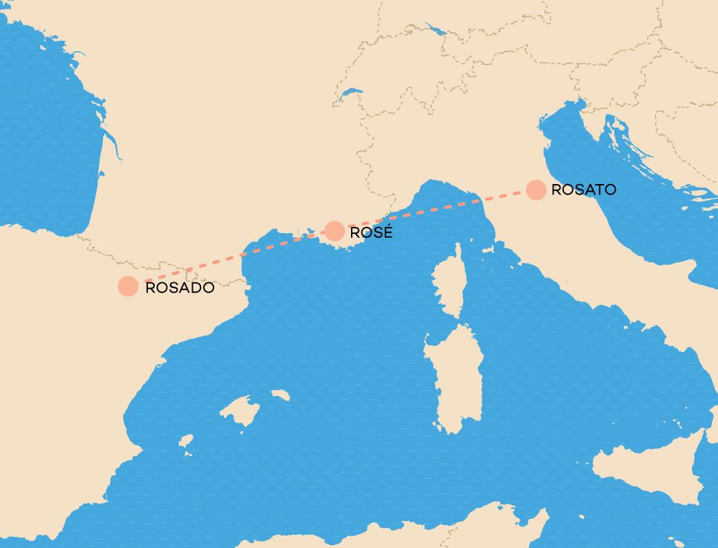 european-rose-wines