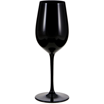 Black Wine Glass for Blind Tasters
