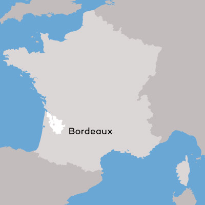 Map Of France Bordeaux.French Wine Exploration Map Wine Folly