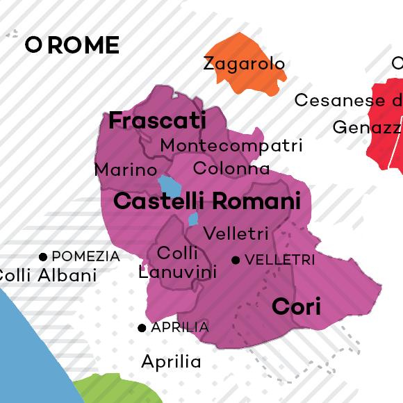 Frascati-Castelli-Romani-Wine-Map