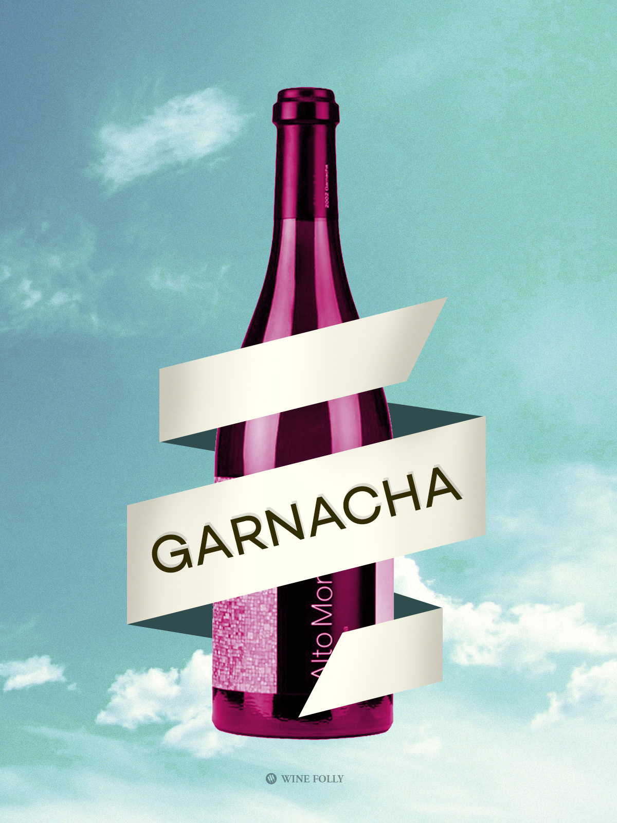 Garnacha illustration by Wine Folly