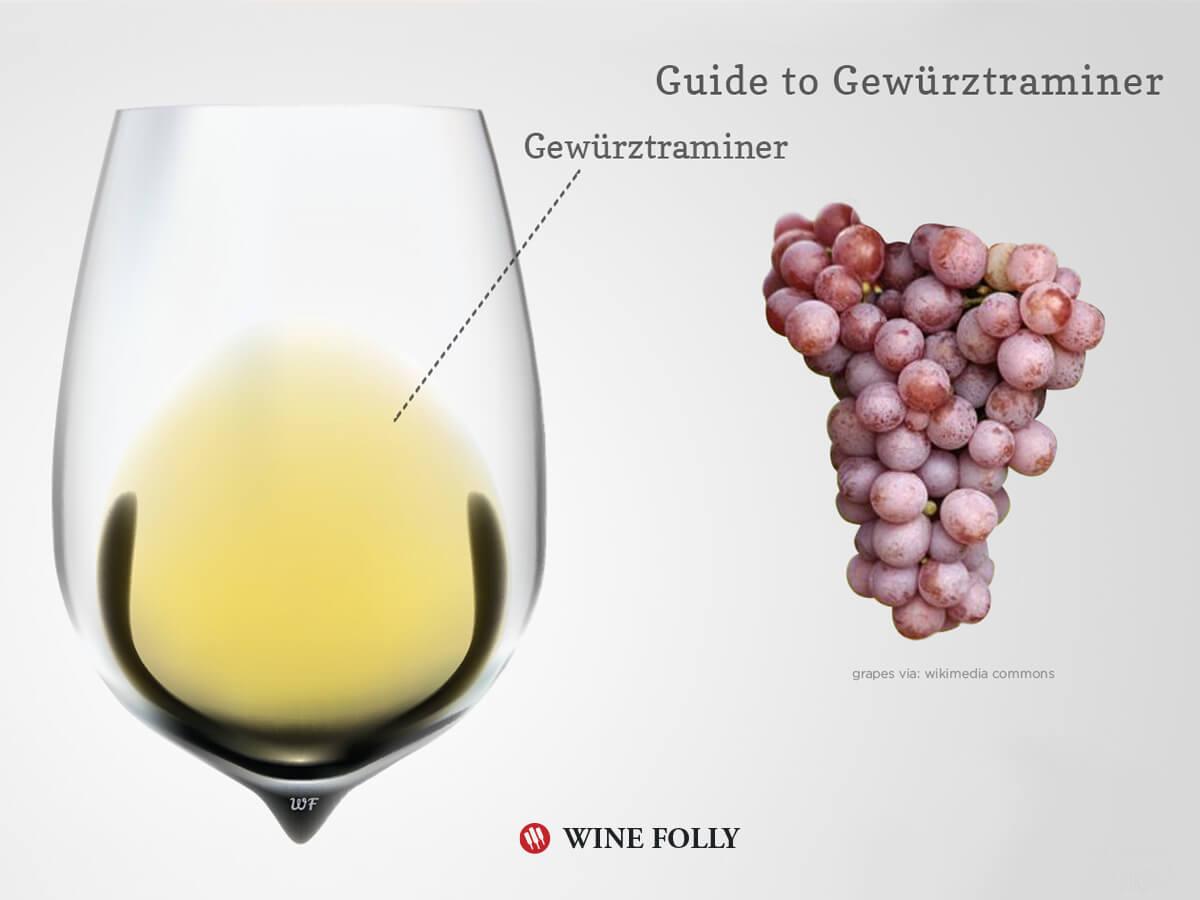 Gewurztraminer-wine-grapes-glass-guide-winefolly