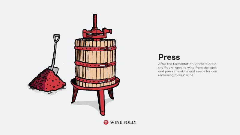 How-Red-Wine-Is-Made-Press