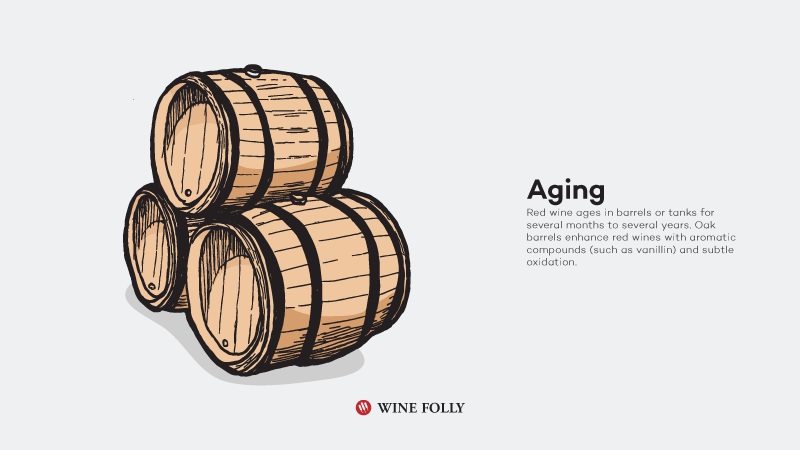 How-Red-Wine-Is-Made-oak-aging