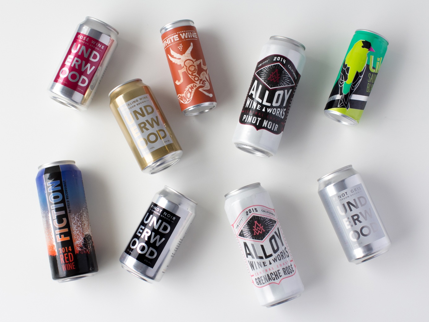 The best canned wines from the United States