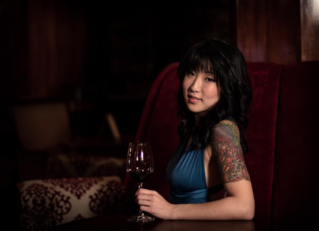 Rina Bussell Wine Sommelier
