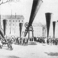 Hail Cannons from 1903