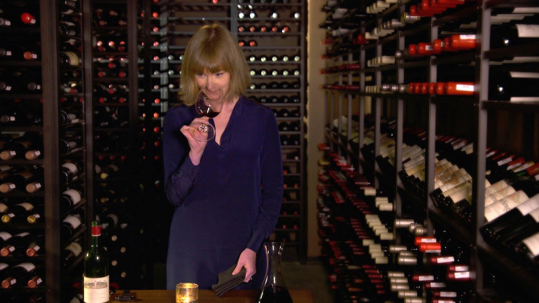 Kelly White Somm: Into the Bottle drinks Old Mondavi