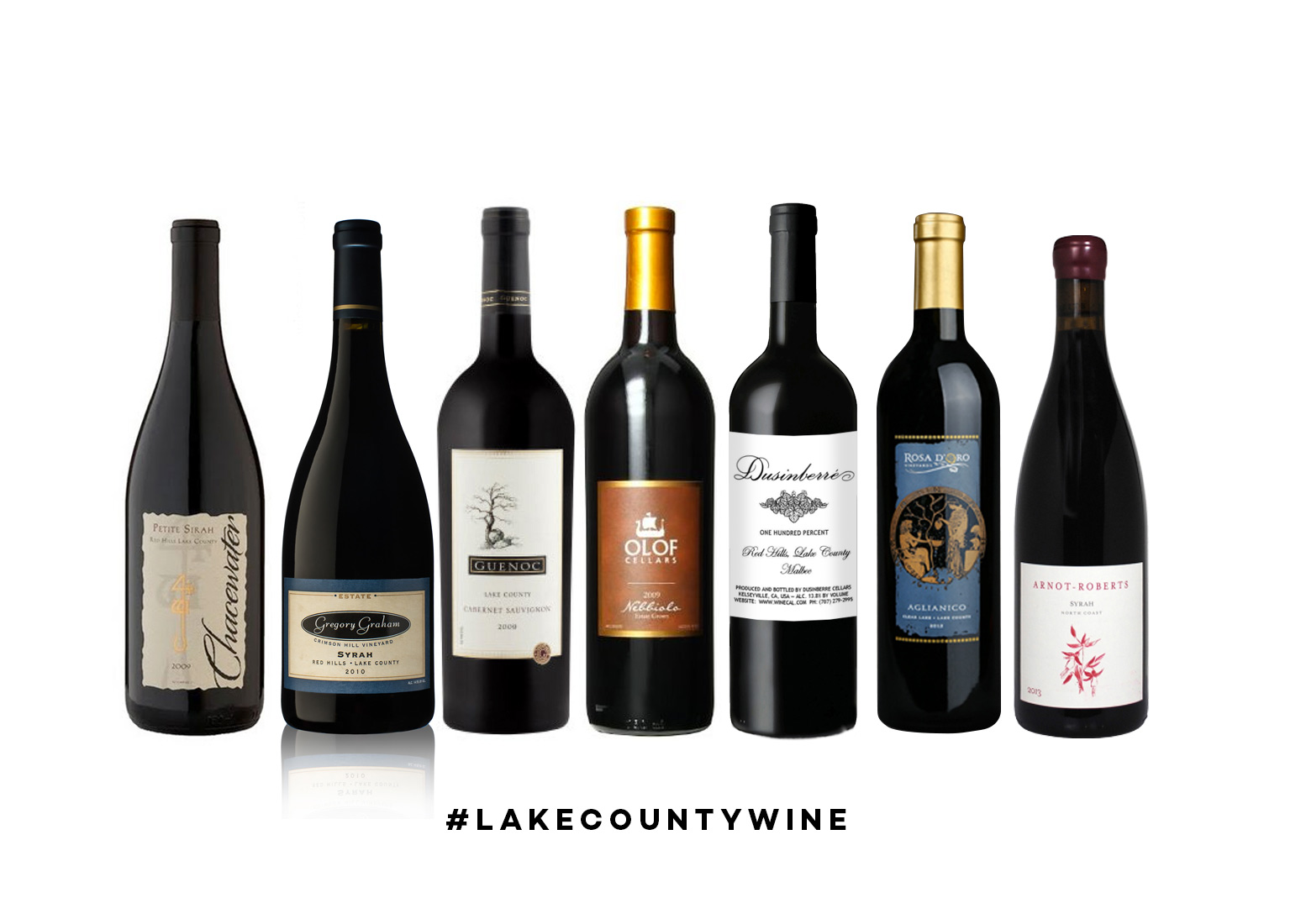 Popular Lake County Wine Producers