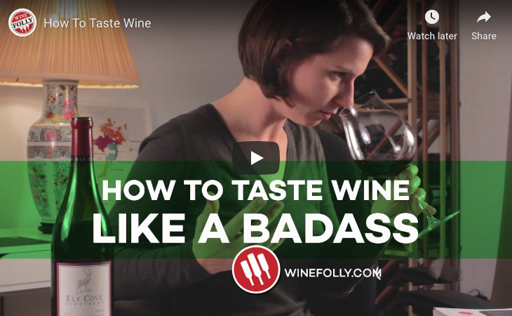 How to Taste Wine like a Pro with Madeline Puckette