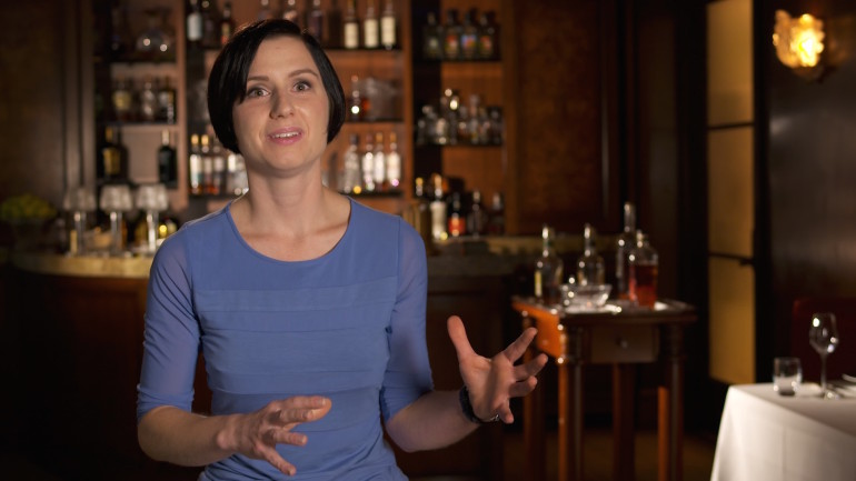 Madeline Puckette Somm: Into the Bottle Film
