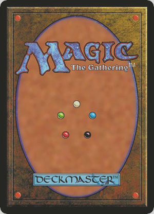 Magic The Gathering Card Deck