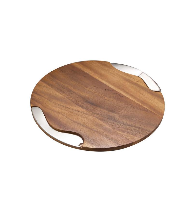 Acacia wood cheeseboard