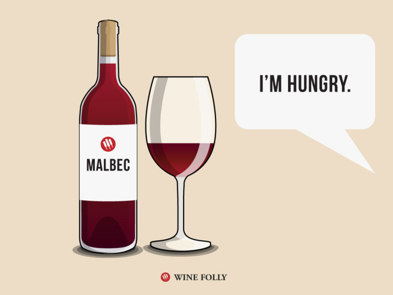 Pairing Food with Malbec