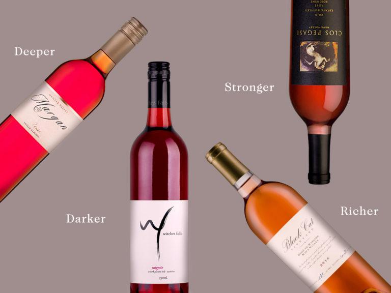 Saignee Rosé Wines