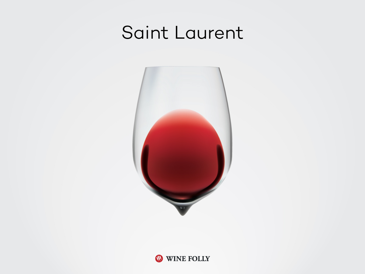 Saint-Laurent-Wine
