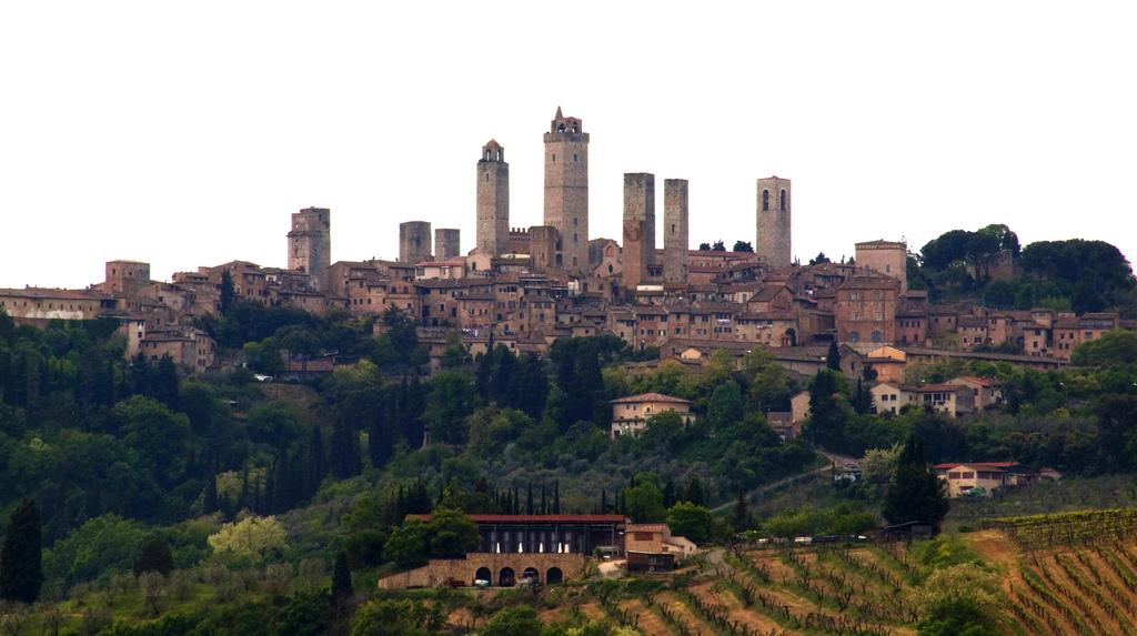 San Gimignano Chianti Tuscany