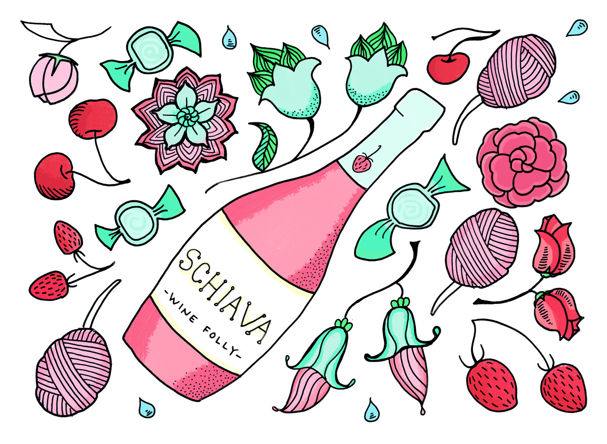 Schiava-cotton-candy-strawberry-wine
