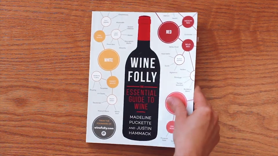 Wine Folly Book Trailer