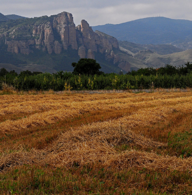 Valle de Iregua, Rioja, SPain