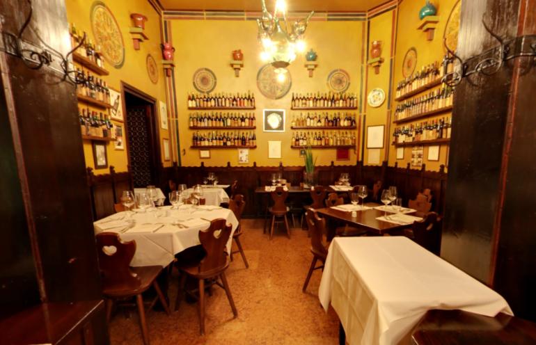 Bottega del Vino in Verona Italy