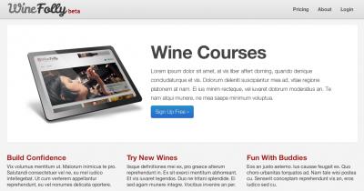 Wine Folly Wine Courses Mockup