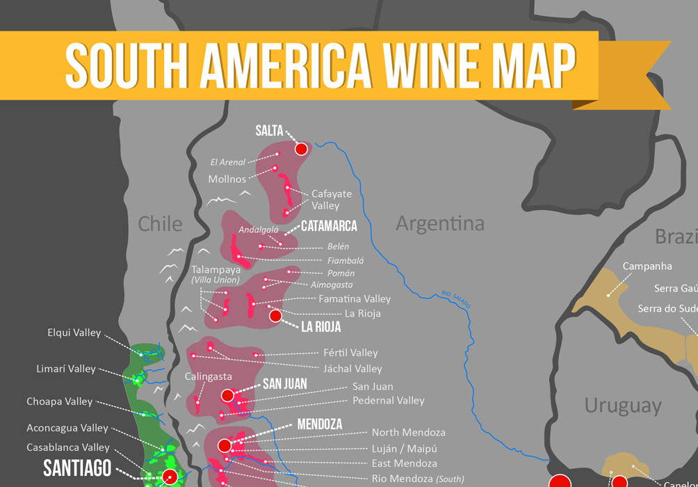 Image result for wine of south america