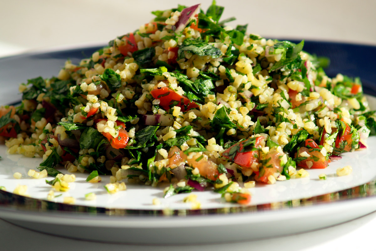 Tabbouleh. By C. Bill